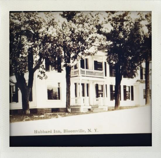 Hubbard Inn, Bloomville NY