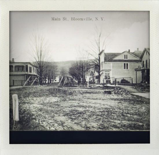 Main Street, Bloomville