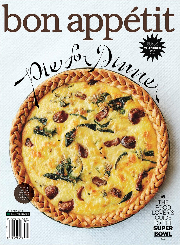 Bon Appétit | Scott DeSimon | Gentl & Hyers - TABLE ON TEN