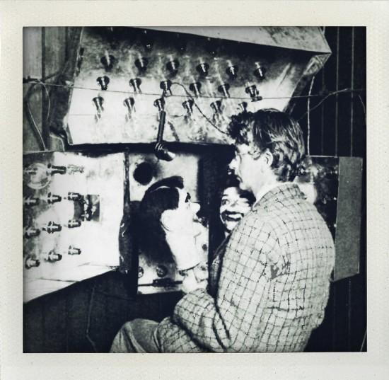 Control room at HughesNet, Ulysses MO