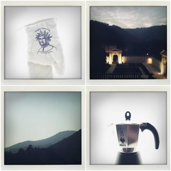 Petrarch's Mitts / Villa dei Vescovi / Colli Euganei / Dialetti Dama